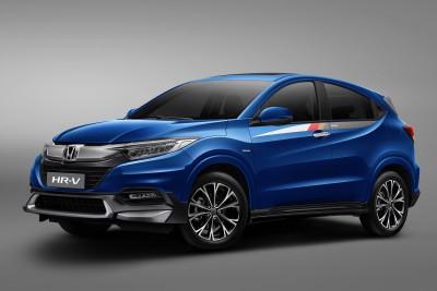 Honda Việt Nam giới thiệu bộ phụ kiện thể thao Mugen cho Honda HR-V